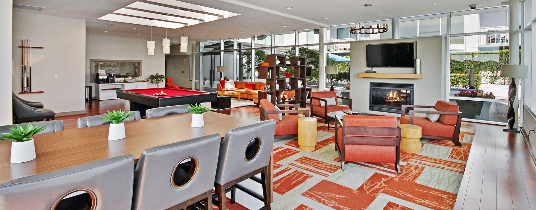 Mezzo Apartments - Atlanta, GA - Clubhouse