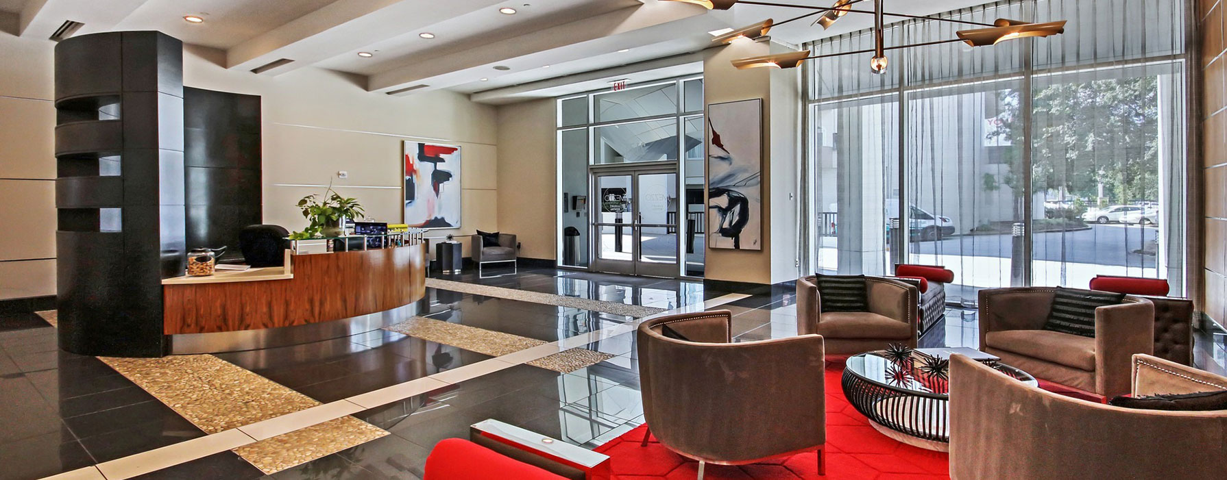 Mezzo Apartments - Atlanta, GA - Office